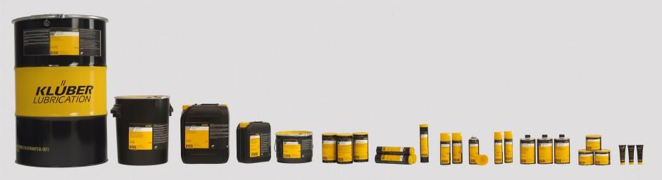 Kluber product range