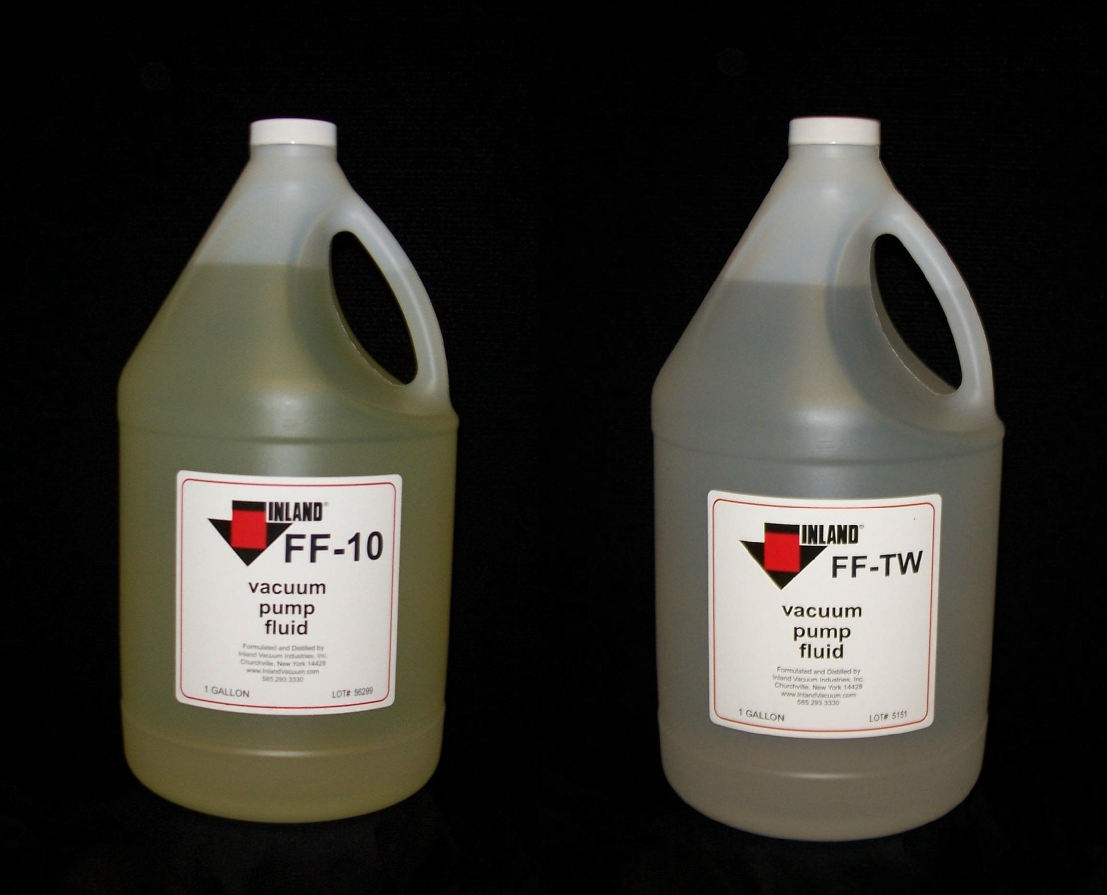 Vacuum Pump Preventative Maintenance Products Inland