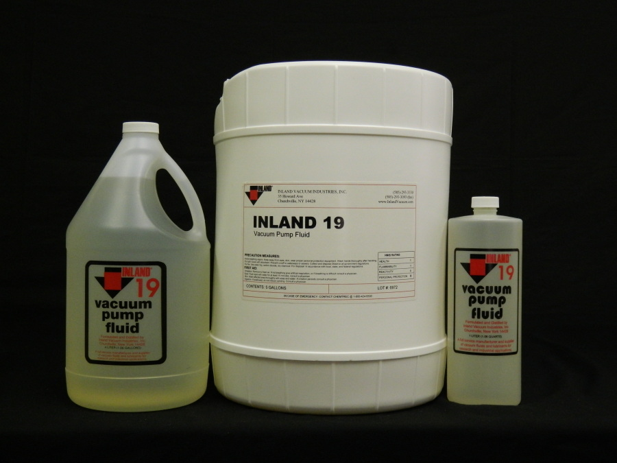 Inland General Purpose Mechanical Pump Fluid