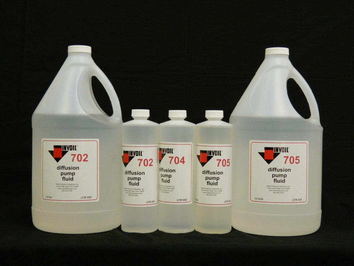 Invoil Silicone Diffusion Pump Oil - 702, 704, 705