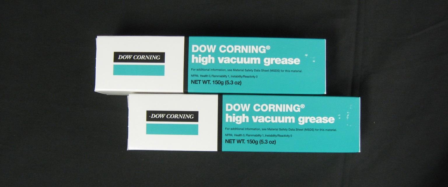 Dow Corning High Vacuum Grease Inland Vacuum Industries
