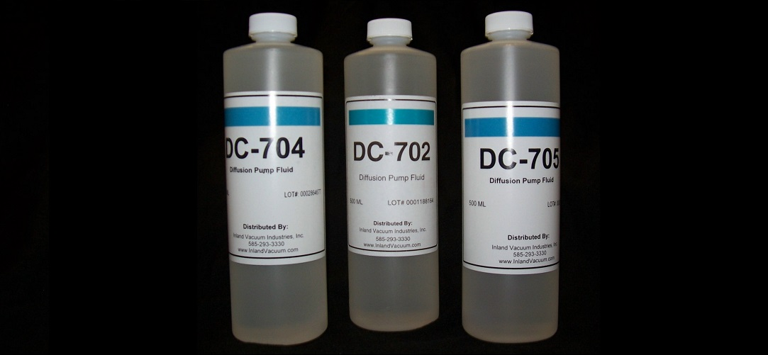 Dow Corning Diffusion Pump Fluid - DC-702, 704, 705 - Inland